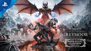 The Elder Scrolls Online: Greymoor - Official Gameplay Launch Trailer | PS4