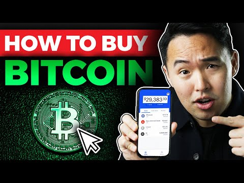 HOW TO BUY BITCOIN 2021 - FAST And EASY Investing In Cryptocurrency For Beginners!