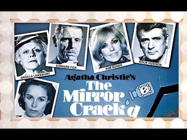 Agatha Christie's MORD IM SPIEGEL / THE MIRROR CRACK'D - Trailer (1980, English)