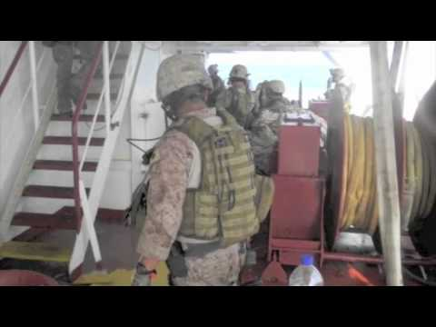 Pirate Takedown - Force Recon Style