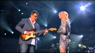 Vince Gill & Carrie Underwood - How Great Thou Art .. at the ACM