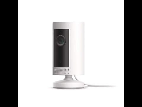 Ring Indoor Cam, Compact Plug-in security camera two-way talk Unboxing & Setup With Existing Account