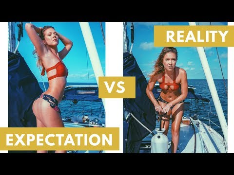 Living Aboard A Sailboat: Expectation Vs Reality