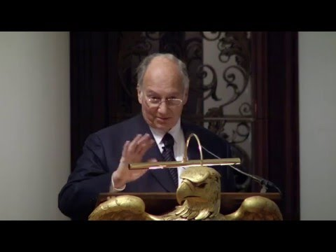 "His Highness the Aga Khan, ""The Cosmopolitan Ethic in a Fragmented World"""