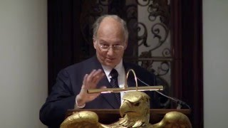 """His Highness the Aga Khan, """"The Cosmopolitan Ethic in a Fragmented World"""""""