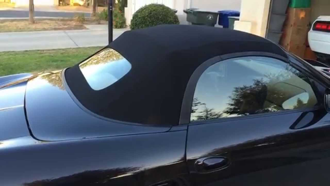 Porsche Boxster Glass Convertible Top Replacement Review