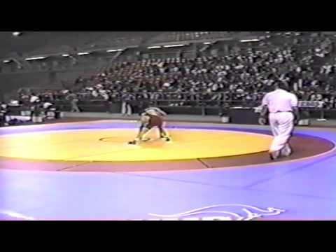 1994 World Cup: 48 kg Paul Ragusa (CAN) vs. Nasser Zeinal Nia (IRI)