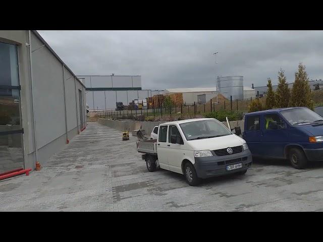Hala magazynowo - produkcyjna 4200 m2