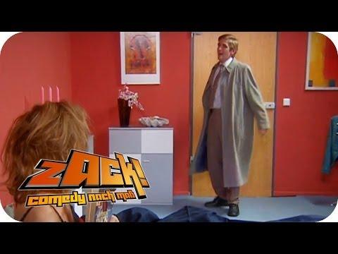 Schlafzimmer - Zack! Comedy nach Maß