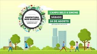 Prefeitura nos Bairros - Edição Campo Belo e Simone - Prefeitura de Paranavaí