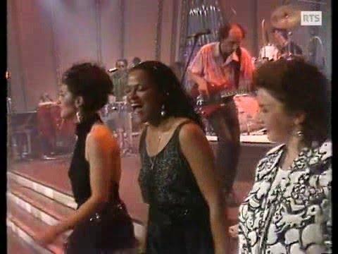 Bernard Lavilliers - 1985 - Le concert de Genève