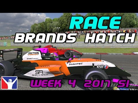 FR2.0 @ Brands Hatch 17S1W04 Race with Commentary