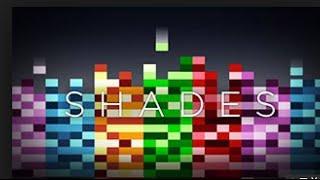 シンプルだけど手応えのあるパズルアプリ☆SHADESを遊んでみた☆