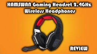 HAMSWAN HW-399M Rechargeable 2.4GHz Wireless Headphones Review