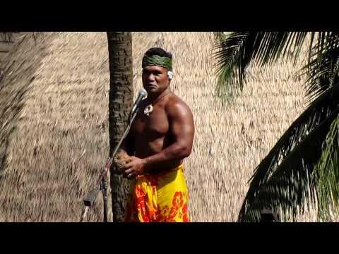 Polynesian Cultural Center: Samoa - Fire!