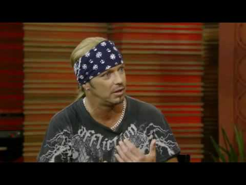 Bret Michaels Live Regis and Kelly