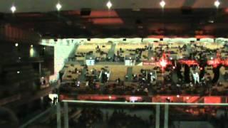 Raw World Tour 2010 Innsbruck vor der Show