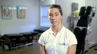 Trening under svangerskap - Hva kan jeg gjøre?