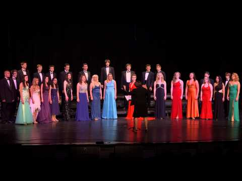 Milford High School Cabaret  2014, MHS Vocal Music