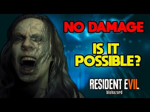 Can You Beat Resident Evil 7 While Taking No Damage?