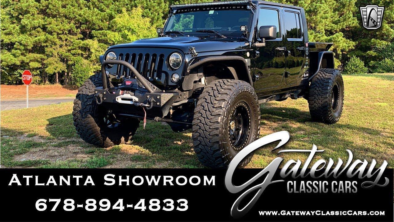 2010 Jeep Wrangler Sport - Gateway Classic Cars of Atlanta #1265
