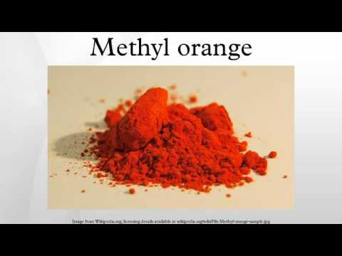 methyl orange dye Mail:chzuhairi@engusmmy sonocatalytic degradation of dye effluent by utilizing titanium dioxide (tio2) as sonocatalyst is the subject of this research methyl orange was used as a sample of dye effluent commercial tio2 was successfully prepared a comparative study has been done between commercial and modified.
