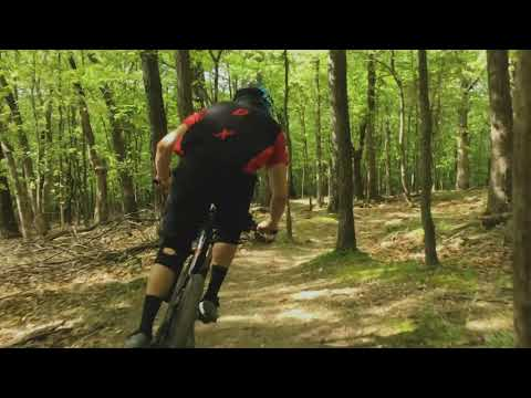 Chubb Trail In Eureka, MO: Drones And Bikes