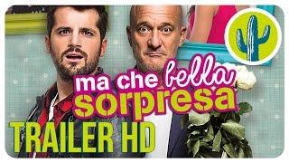 Ma che bella sorpresa - Trailer Ufficiale (Claudio Bisio e Frank Matano)
