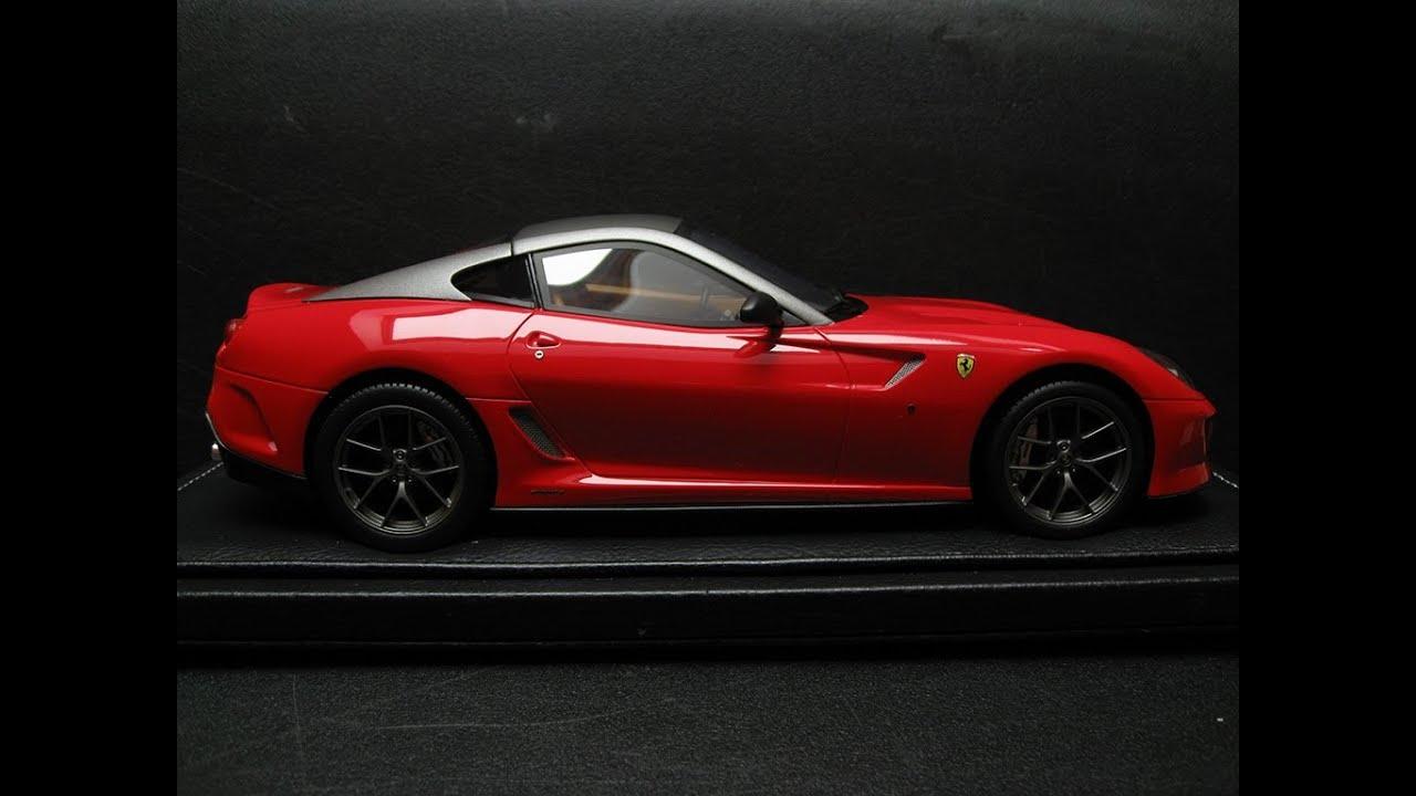 ferrari 599 gto 2010 bbr models 118 p1816 youtube ferrari 599 gto 2010 bbr models 118 p1816 vanachro Gallery