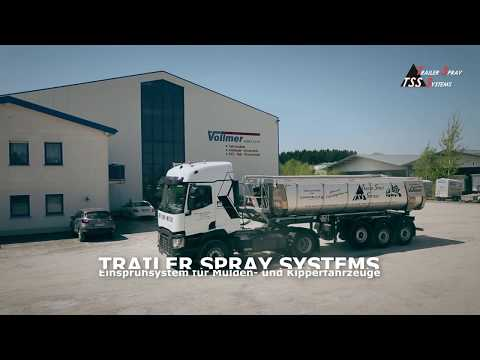 TSS - Trailer Spray Systems