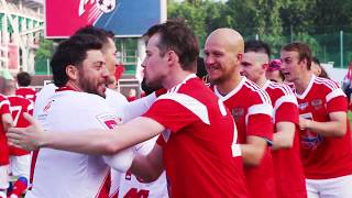 """Art-football 2019"" video diary | Дневник «Арт-футбола 2019» (выпуск 1 из 9)"