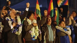 New law in Bolivia paves way for new elections without Evo Morales