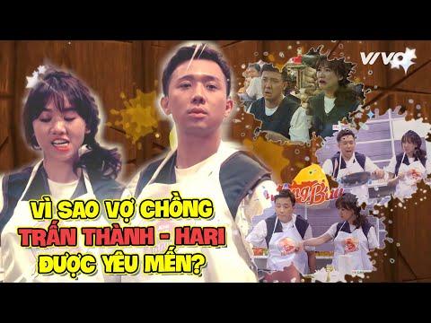 """Vì sao Trấn Thành & Hari Won - Đôi vợ chồng """"hậu đậu"""" nhất nhì Showbiz được khán giả cực kỳ yêu mến?"""