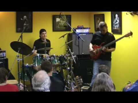 Doug Johns@Mojos Music Academy/Clinic/ May 2009