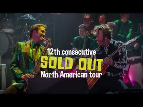 The Brian Setzer Orchestra preview