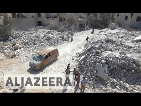 Civilian deaths mount after Syrian regime loses ground