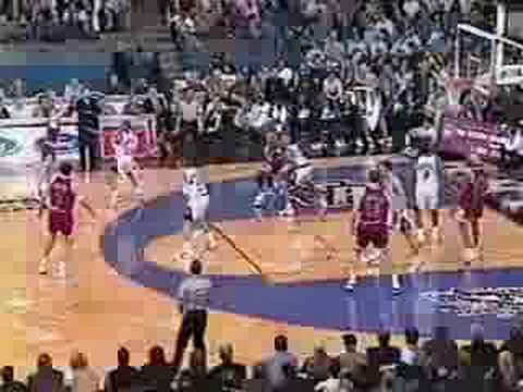 Bulls Vs Raptors, 1996 - Michael Jordan 38 Points