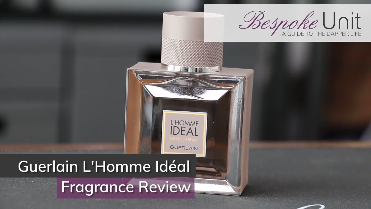 Guerlain Lhomme Idéal Eau De Parfum Fragrance Review An Intense