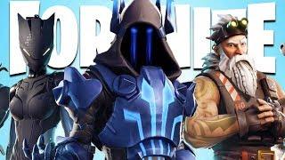 Fortnite SEASON 7 BATTLE PASS SKINS Leaked! (Season 7 Fortnite Tier 100 Skin in Battle Pass)