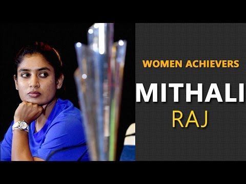 Woman Achievers: Mithali Raj | Episode 8