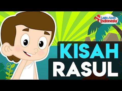 Lagu Anak Islami - Kisah Nabi Muhammad SAW - Lagu Anak Indonesia