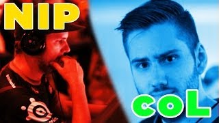 $90,000 CS:GO Tournament: compLexity vs NiP at ESEA LAN Season 16 on de_dust2 PART 3/3