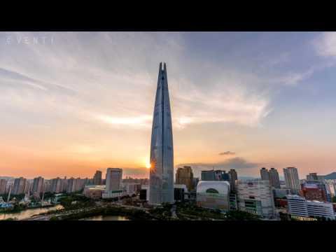 LOTTE WORLD TOWER - 2017-07 4k