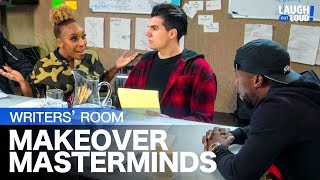 Jackie Aina gives Kevin Hart a Makeover? | Writers' Room | Laugh Out Loud Network