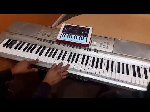 Hay libertad en la casa de Dios tutorial piano,Art Aguilera.hay libertad en la casa de Dios en piano