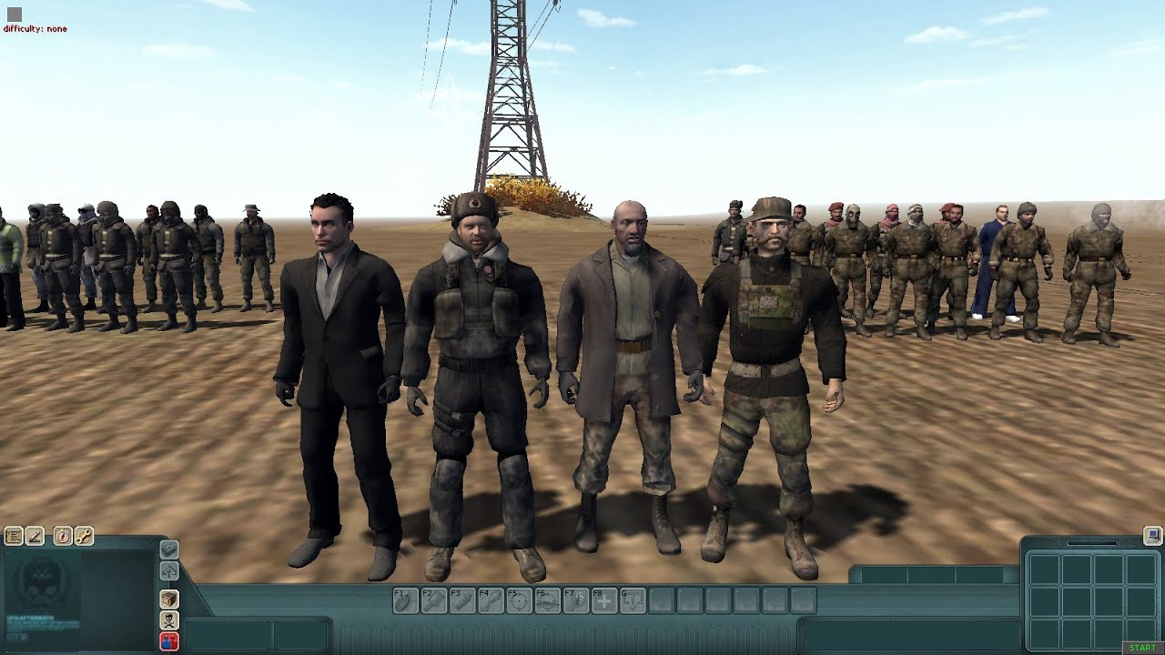 Call Of Duty Skins (Men Of War Red Rising Mod) - YouTube
