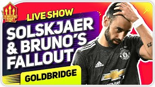 Solskjaer's Bruno Fernandes Headache! Man United News Now