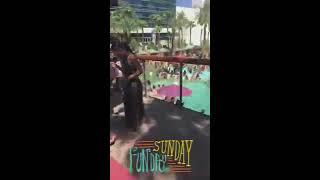 Rehab pool party Las Vegas 2018 Memorial Day