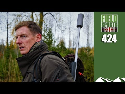 Fieldsports Britain - Whitetail Hunt in the Forests of Finland