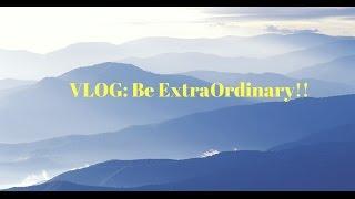 VLOG: Kobe Bryant | Be Extraordinary | Fitness Journal